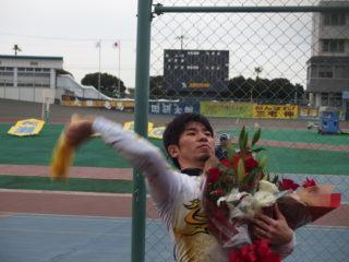 10年ぶりの玉野競輪 瀬戸の王子杯争奪戦決勝戦