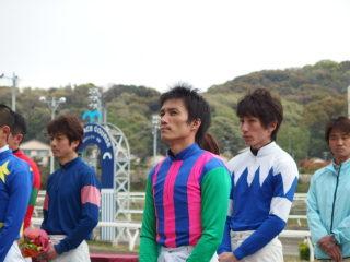 在豪日本人ジョッキー賀谷祥平 高知競馬で騎乗開始 その1