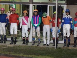 在豪日本人ジョッキー賀谷祥平 高知競馬で騎乗開始 その2